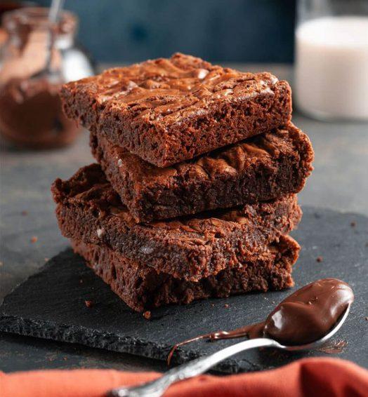 Nutella Brownie (Single Serving)