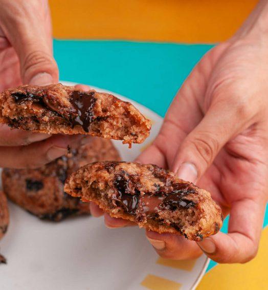 Nutella Cookies (Single Serving)