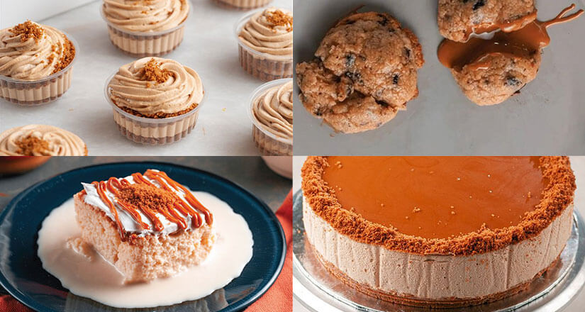 Top Lotus Cakes to Try from The Sweet Rack in Lahore