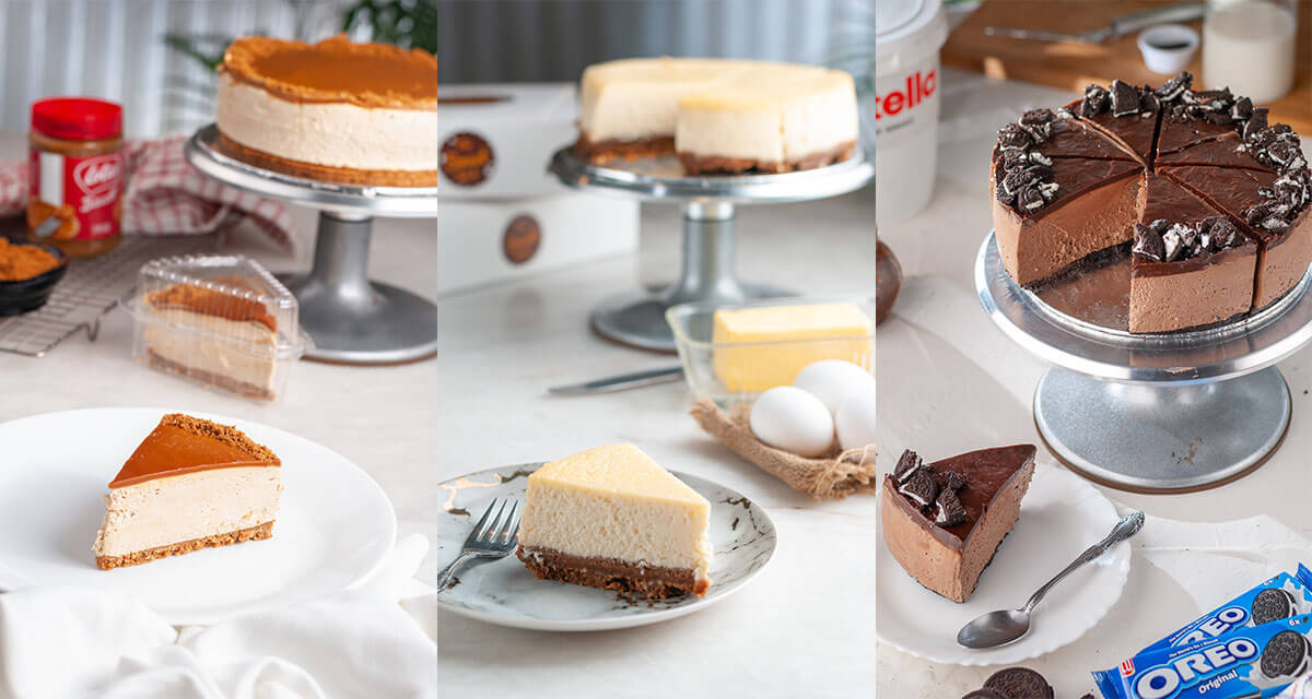 3 Extraordinary Cheesecakes You Just Gotta Try