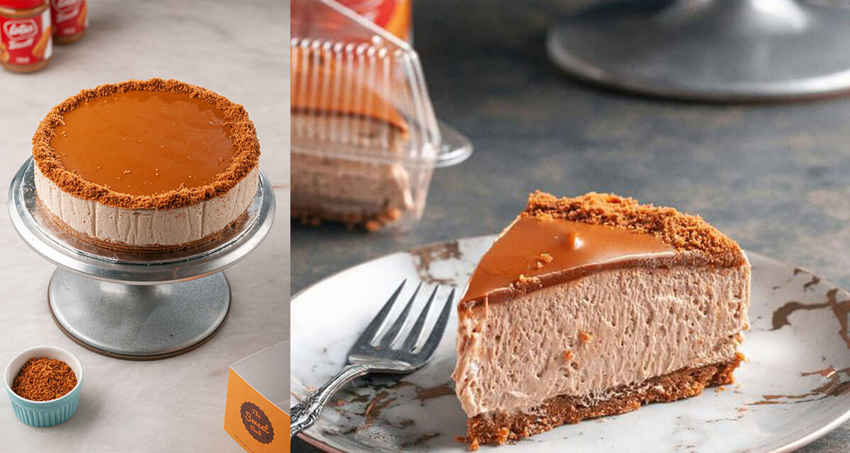 What Makes Sweet Rack's Lotus Cheesecake the Best in Lahore.